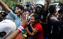Thái Lan: phe áo vàng tự tin chiến thắng