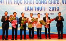 125 thí sinh dự Hội thi tin học trẻ toàn quốc