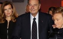 Cựu tổng thống Chirac phục hồi tốt sau ca mổ thận