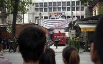 Chủ tịch Hà Nội: Chấm dứt kinh doanh tại khu Zone 9
