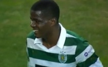 Đội bóng của HLV Caslisto thảm bại trước Sporting Lisbon