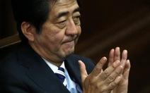 """""""Hội đồng an ninh quốc gia"""" Nhật chính thức thành lập"""