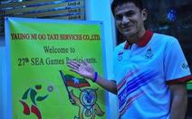 Kiatisak muốn giành HCV để giúp dân Thái đoàn kết hơn