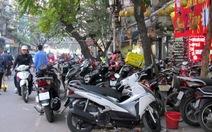 Tăng 1.000-2.000 đồng/lượt gửi xe máy