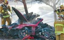 Paul Walker thiệt mạng vì đám cháy xe