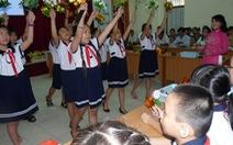 TP.HCM: giáo dục âm nhạc dân tộc trong trường tiểu học
