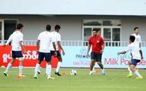 """HLV Aide Iskandar:""""U 23 Singapore sẽ cố gắng thắng từng trận một"""""""
