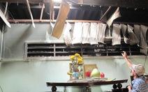Điện lực sửa điện, nhà dân cháy