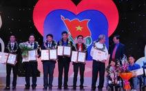 Vinh danh 10 cá nhân hoạt động tình nguyện xuất sắc