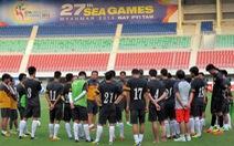 Tuyển U 23 VN- U 23 Brunei: Tin vào chiến thắng