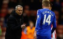 """Mourinho: """"Trận thua là điều đáng lo"""""""