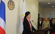 Thái Lan: bà Yingluck sẽ tiếp tục ra tranh cử