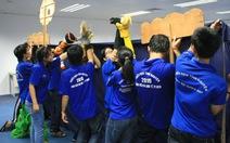 Nhóm múa rối sinh viên