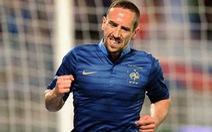 Franck Ribery - Cầu thủ xuất sắc nhất Pháp 2013