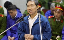 """Dương Chí Dũng nói """"cảm ơn em"""" khi nhận vali tiền"""