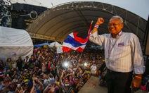 Lãnh đạo quân đội Thái Lan đồng ý gặp Suthep