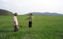 Hơn 10.500 hộ nông dân Thanh Hóa bỏ ruộng, trả ruộng