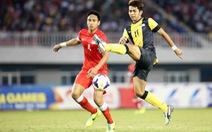 U-23 Malaysia hòa Singapore, U-23 VN rơi vào thế khó
