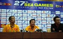HLV Hoàng Văn Phúc tuyên bố U-23 VN sẽ thắng Malaysia