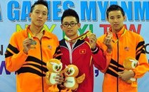 Kình ngư 16 tuổi Quang Nhật cứu ngày thất bát của bơi lội VN