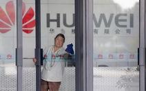 Anh lo ngại an ninh trước tập đoàn Huawei - Trung Quốc