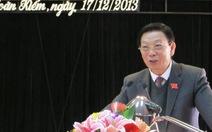 Tách huyện Từ Liêm thành hai quận trong năm 2013