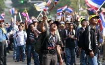 Người biểu tình Thái Lan cản trở đăng ký bầu cử