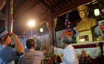 Khánh thành đền thờ Đại tướng Võ Nguyên Giáp