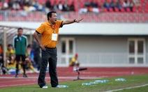 HLV Hoàng Văn Phúc chỉ còn nắm đội tuyển 1 trận