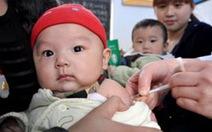 Trung Quốc: thêm trẻ tử vong vì văcxin viêm gan B