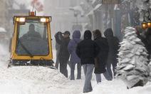 500.000 hộ dân mất điện trong giá lạnh ở Mỹ, Canada