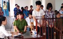 Phiên tòa giả định về trộm cắp trong sinh viên
