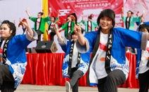 Sôi động lễ hội Nhật Bản Ake Ome! 2014