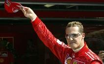 """Huyền thoại Schumacher  """"vật lộn trong cơn sinh tử"""""""