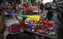 260 người Philippines bị thương do pháo, đạn lạc mừng năm mới