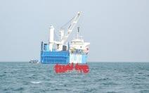 Tàu ngầm kilo Hà Nội về đến Cam Ranh