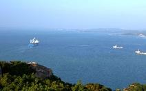 Ngày 3-1, hạ thủy tàu ngầm Hà Nội
