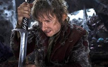 The Hobbit 1 bị ăn cắp nhiều nhất năm 2013