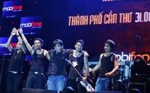 Đêm 4-1, Rockstorm 2013 ra mắt tại Cần Thơ