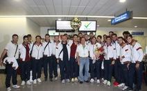 U-19 AS Roma đến TPHCM