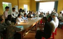 Đoàn giám sát của Ủy ban Thường vụ Quốc hội làm việc tại Sóc Trăng