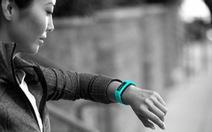 Vòng đeo tay thông minh: đo nhịp tim như xem đồng hồ