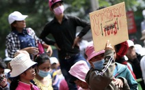 Ngành dệt may Campuchia thiệt hại 200 triệu USD vì biểu tình