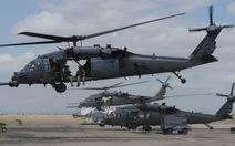 Trực thăng quân đội Mỹ rơi ở Anh, 4 người thiệt mạng
