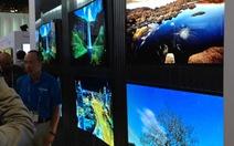 Màn hình tự cong gây ấn tượng tại CES 2014