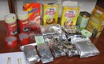 Chất ma túy qua đường hàng không bằng thủ đoạn mới