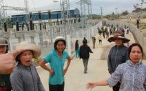 Dân vây nhà máy thủy điện đòi bồi thường
