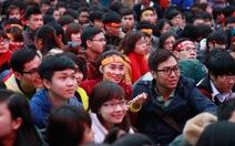 22.000 khán giả trẻ tràn vào Mỹ Đình với RockStorm
