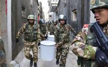 """Trung Quốc phá vỡ """"pháo đài"""" ma túy"""
