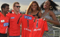 Serena hướng tới kỷ lục  của các huyền thoại